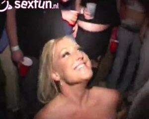 Sex in het openbaar