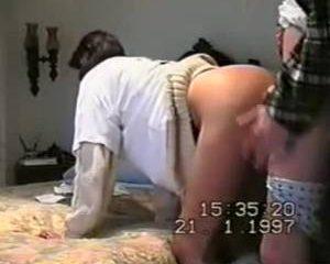 Amateur anal neuken.