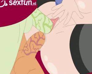 futurama porno