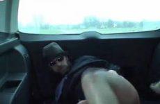 Extreme sex in de auto