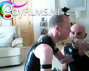 Kinky rubber gay plassex