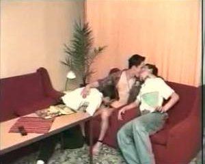 Een gay triootje