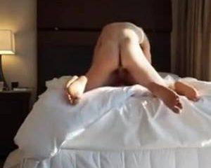 Erg hete zelfgemaakte sexfilm van lekker stel