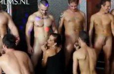 Bisex orgie feestje