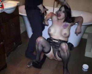 Slaaf sm mastuberen met sex toys vuist neuken pijpen enz enz